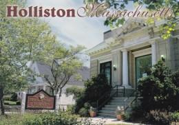 Holliston, Massachusetts, US Unused - United States