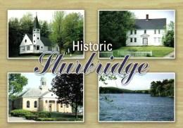 Historic Sturbridge, Massachusetts, US Unused - United States
