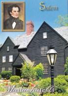 House Of Seven Gables, Salem, Massachusetts, US Unused - United States