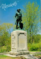 The Minuteman Statue, National Park, Concord, Massachusetts, US Unused - United States