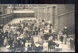 Belgie - Wyneghem Wijneghem -  Speelplaats  Ecole Des Soeurs Annonciades  - 1910 - België