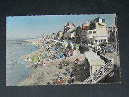 SAINT AUBIN SUR MER  / Dieppe   1950   /   FRONT DE MER     .......  EDITEUR - Other Municipalities