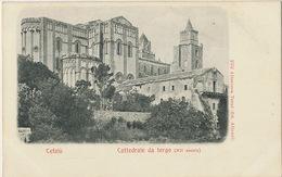 Cefalu Cattedrale Da Tergo   1552 Aletrocca Terni Fot Alinari Undivided Back - Other Cities