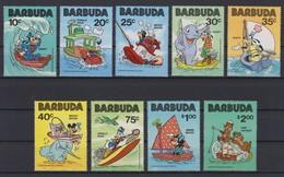 2111 Walt Disney Barbuda ( CHARACTERS Of WALT DISNEY ) - Disney