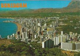 Benidorm  View.   Spain   # 07691 - Spain