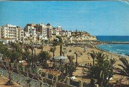 Benidorm  Sent To Denmark.    Spain   # 07692 - Spain