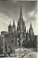 Barcelona - La Catedral  - The Cathedral   Spain   # 07697 - Barcelona