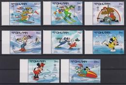 2117 Walt Disney BHUTAN  ( OLYMPIC WINTER GAMES IN CALGARY ( CANADA ) - Disney