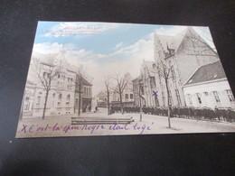 Beveren Waes , Entree St Lodewijcks Gesticht, - Beveren-Waas
