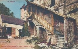 SEINE ET MARNE - 77 - MEAUX - Escalier Du Vieux Chapitre - Meaux