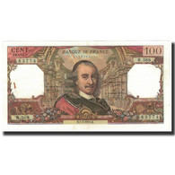 France, 100 Francs, 100 F 1964-1979 ''Corneille'', 1971-07-01, SUP - 1962-1997 ''Francs''