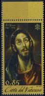PIA  -  VATICANO - 2014 : 400° Anniversario Della Morte Di El Greco  -    (SAS 1659) - Religione