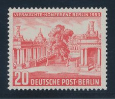 Berlin 1954, Viermächte-Konferenz,  Mi.-Nr. 116 ** - [5] Berlin