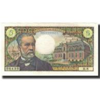 France, 5 Francs, 5 F 1966-1970 ''Pasteur'', 1966-05-05, SUP, Fayette:61.1 - 5 F 1966-1970 ''Pasteur''