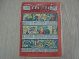 CRI-CRI N°252 - Magazines Et Périodiques