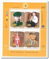Thailand 2016, Postfris MNH, The Centennial Anniversary Of Puey Ungphakorn - Thailand