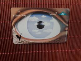 S 186 Magritte 821 E (Mint,Neuve)  Rare - Belgium