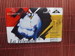S 180 La Telecard 801 A  (Mint,Neuve)  Rare - Belgium