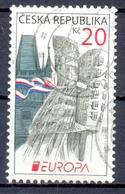 CESKA  (COE 279) - Oblitérés