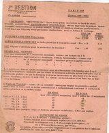 VP12.312 - Articles De Pêche - Etablissements BRETTON à CLUSES - France