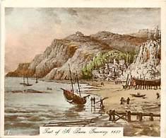 Royaume Uni - United Kingdom - Uk - Ref B98- 18 Images Chromos 7,5cms X 6,5cms -each- Channel Island - Guernsey - - Old Paper