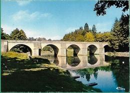 ! - Belgique - Chiny-sur-Semois - Le Pont Saint-Nicolas - Chiny