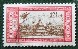 Jeugdzorg Jugend Children 12 1/2 Ct NVPH 169 1930 Gestempeld / Used NEDERLAND INDIE / DUTCH INDIES - Indes Néerlandaises