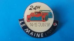 Pin's   24 Heures Du Mans    1997 - Rallye