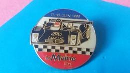 Pin's   24 Heures Du Mans    2000   CADILLAC - Rallye