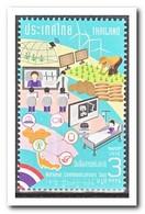 Thailand 2016, Postfris MNH, National Communications Day - Thailand