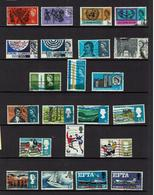 LIQUIDATION...Great Britain...mid 1960's - Stamps