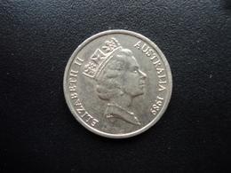 AUSTRALIE : 10 CENTS  1989   KM 81   SUP+ - Decimal Coinage (1966-...)
