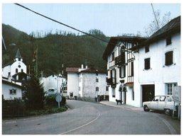 (500) France/ Spain Border - Douane - Zoll - Customs - Valcarlos - Dogana