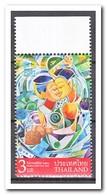 Thailand 2017, Postfris MNH, World Post Day - Thailand