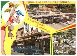 (500) France/ Spain Border - Douane - Zoll - Customs - Junquera/ Perthus - Dogana