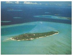 (500) Maldives Islands (with Stamp) - Male Atoll - Maldiven