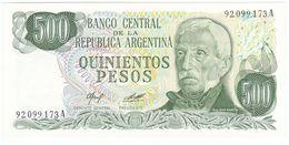 Argentina P 303 - 500 Pesos 1977 1982 - UNC - Argentina