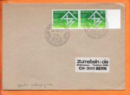 SUISSE, Lettre De Goldau, Oblitération Illustrée, Jardin Zoologique - Suisse