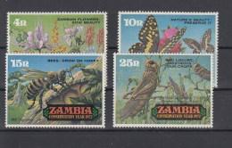 Sambia Michel Cat.No. Mnh/** 89/92 - Zambia (1965-...)