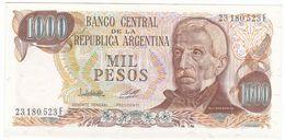 Argentina P 304 - 1000 Pesos 1976 1983 - UNC - Argentina