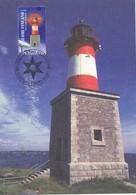 29007. Tarjeta MAXIMA Faro FILNLANDIA (Suomi) , Helsingfors 2003. Lighthouse - Finlandia