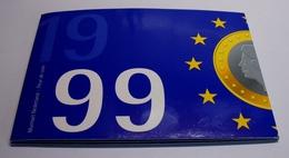 Nederland Jaarset Guldens FDC 1999 In Mapje - [ 3] 1815-… : Kingdom Of The Netherlands