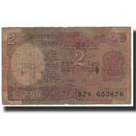 Billet, Inde, 2 Rupees, Undated 1983, KM:79m, B - India