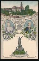 FÜRSTENBRUNNEN A.D.MARKTPLATZE - - Familles Royales