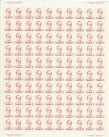 CANADA 1973 SCOTT/UNITRADE 591** FULL  SHEET CAT VALUE US $18.75 - Full Sheets & Multiples