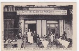 Bouches-du-Rhône - Marseille - Restaurant La Marée - Marseilles