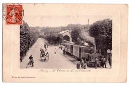 1778 - Bernay ( 27 ) - Le Chemin De Fer De Thiberville - éd. Des Galeries Normandes - - Bernay