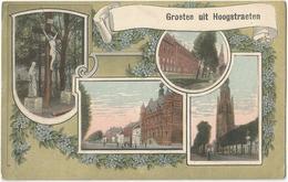 8Eb-681: Groeten Uit HOOGSTRATEN: 1948.... De Postzegel Is Reeds Weg.... > Brecht... - Hoogstraten