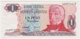 Argentina P 311 - 1 Peso Argentino 1983 1985 - AUNC - Argentina
