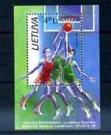 A10978)Olympia 96: Litauen Bl 8** - Zomer 1996: Atlanta